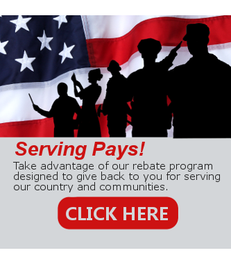 J Michael Manley Rebate Program. Serving Pays